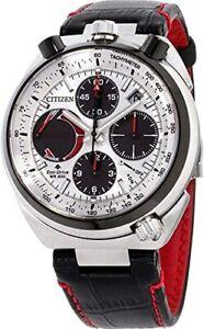NEW Citizen Men's Promaster Tsuno Chronograph Racer Eco-Drive Watch AV0071-03A