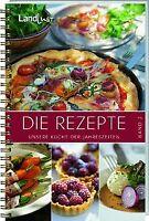 Landlust - Die Rezepte 2: Unsere Küche der Jahreszeiten   Buch   Zustand gut