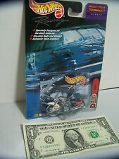 Hot Wheels Motorcycle  Scorchin' Scooter Deluxe - Nascar - Exide #99   - 1999