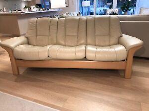 Stressless Windsor three-seater sofa