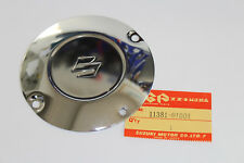 Emblem Motordeckel links original Suzuki FM FR RV TS 50  Zünder Motor Abdeckung