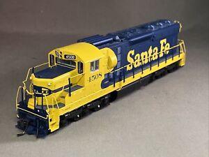 Atlas HO EMD SD24 Santa Fe ATSF #4508 DCC/SND ATL7589
