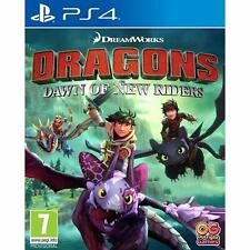 Dragons Dawn of New Riders Sony Playstation 4 PS4 Game