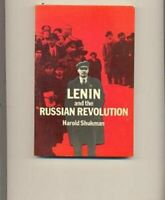 Lenin and the Russian Revolution by Shukman, Harold Paperback Book The Fast Free