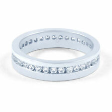 Anniversary Band White Fine Diamond Rings