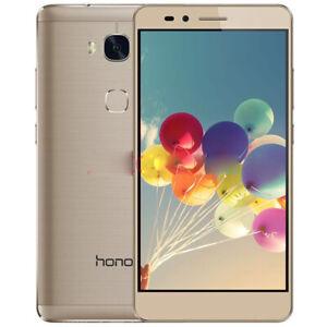 "Huawei Honor 5x 4G LTE Dual SIM 2GB RAM 16GB ROM 13MP Smartphone Android 5.5"""