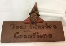 Tom Clark's Creations Sign. Signed Edition 84