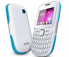 DUAL SIM 101 music mobile SIM FREE-Torch, MICRO SD CARD SLOT (WHITE)
