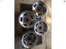 Halibrand Sprint Aluminum Wheels 15x6 15x7.5 Ford Chevy pattern Gasser 1932