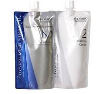 SHISEIDO JAPAN Crystallizing Straight N1 N2 Neutralizer For Fine or Tinted Hair