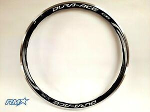 Shimano DURA ACE C35 700c Alloy Rim Clincher 16H Black