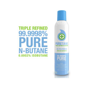 Puretane 300ml Premium Triple Filtered Butane BHO Extraction