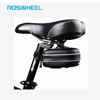 Roswheel Waterproof Cycling Bag MTB Bike Bicycle Saddle Seat Pack Tail Pouch New