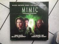 "Mimic       "" Cd Video PLatte - original -Laser Disc-in englisch"