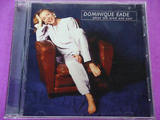 "CD: DOMINIQUE EADE ""When the Wind Was Cool"" 1997 RCA/BMG w/ Benny Giolson ~ JAZZ"