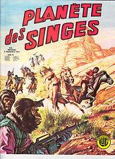 ! Rare PLANETE DES SINGES N°8 en EXCELLENT ETAT, COMME NEUF (MARVEL, STRANGE) !