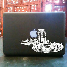 Delphi Oracle greek mythology macbook skin  vinyl decal
