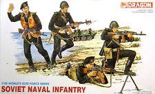 Dragon 3005: 1/35 Modern Russian Infantry Soviet Naval Infantry (4 Figures)