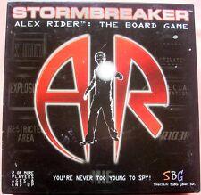STORMBREAKER Board Game, 2006, SBG, NIB Minus - Sealed Parts!