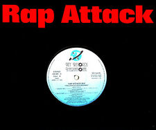 LP - Various - Rap Attack Mix (KEY RECORDS INT. SPAIN) VINYL MIXED ALBUM - MINT