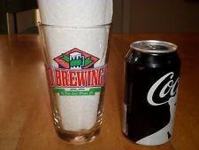 SLO BREWING COMPANY - SAN LUIS OBISPO, CALIFORNIA, Beer Pint Glass, VINTAGE