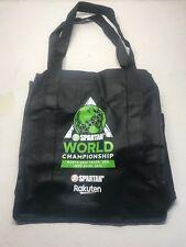 2018 Spartan World Championship Swag Bag