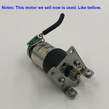 DC 6V~12V 35RPM-70RPM Micro Metal Gearbox Gear Motor With Speed Encoder 1:90 DIY