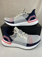 New Adidas UltraBoost 19 Running Shoes Clear Brown B37705 Men Size 9.5