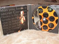 Carmen Electra RARE PROMO CD Prince NPG purple rain lp