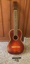 Vintage 1920's ? Parlor Guitar Regal, Bruno? sold as project