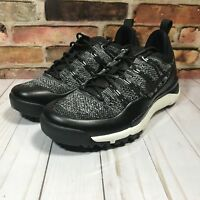 Nike Mens Lupinek Flyknit Low Sail Black Winter Shoe Size 11.5 882685-100