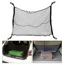 Car SUV Elastic Nylon Rear Cargo Trunk Storage Organizer Flexible Net 60X90 cm