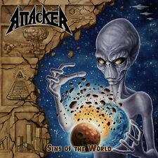 Sins Of The World - Attacker (2016, CD NEU)