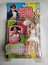 "Austin Powers Series 2 Fembot 6"" 1999 McFarlane Collectible Figure w/TalkingBase"