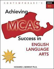 Achieving Mcas Success in English Language Arts (High School Exit Exam Test Prep