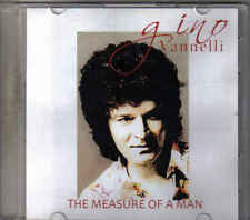 Gino Vanelli-The Measure Of A Man Promo cd single