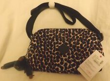 Ladies KIPLING LAINA Small Crossbody Bag - GRAPHIC ANIMAL Print  *NWT*
