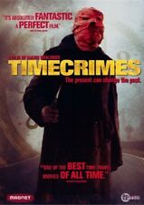 Timecrimes (DVD, 2009) Has Options for Spanish, or English Language