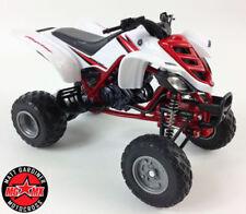 Motocicleta de automodelismo y aeromodelismo color principal blanco de escala 1:12