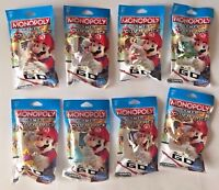 Nintendo Monopoly Power Pack VARIOUS Characters