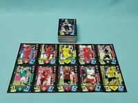Topps Match Attax Action  2019/2020 100 gemischte Basiskarten 19/20