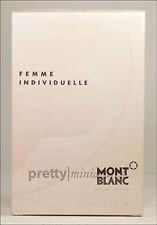 ღ Femme Individuelle - Mont Blanc - OVP EDT 75ml