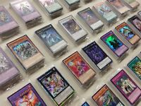 Yu-Gi-Oh! 100 Mixed Cards Lot With Rares & Holofoil Mint Collection -Yugioh Card