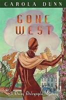 Dunn, Carola, Gone West (Daisy Dalrymple), Very Good Book
