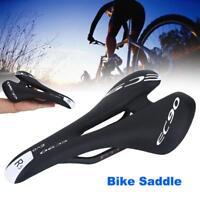 Mountain Bike Saddle Gel Extra Comfort Bicycle Cycling Seat Soft Cushion Bum Pad