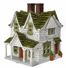 Acorn Farm House GO 17586 Miniature Fairy Garden Dollhouse