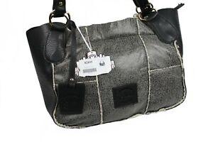 Refresh Tragetasche Damen Hand Tasche 82895 Bag  grau NEU