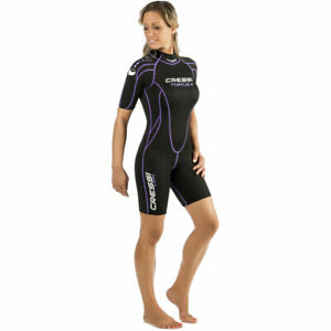 Cressi 2.5mm Lady Tortuga Shorty Wetsuit
