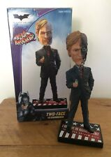 RARE NECA BATMAN THE DARK KNIGHT TWO FACE HEADKNOCKER/BOBBLEHEAD FIGURE