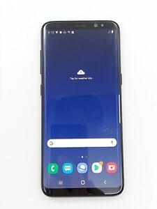 Samsung Galaxy S8 SM-G950U - 64GB - Midnight Black (Boost Mobile) *Check IMEI*